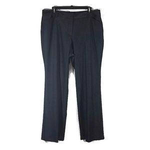 Worthington Modern Fit Blue Trouser Pants